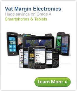 Vat Margin Scheme Smartphones & Tablets